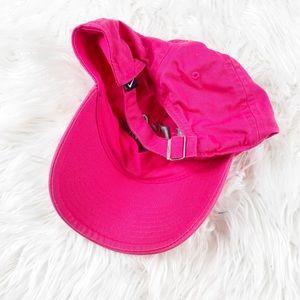69b6a573 Nike Accessories   Pink Old School Hat   Poshmark